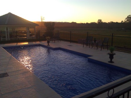 Stillwater Pools Harvest Fiberglass Swimming Pools