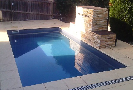 Stillwater Pools | Harvest Fiberglass Swimming Pools Installation